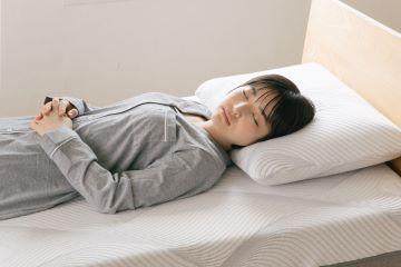 眠りやすい温度へ調節